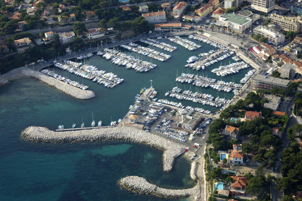 Capitainerie Marina
