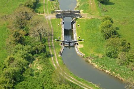 Royal Canal Lock 32