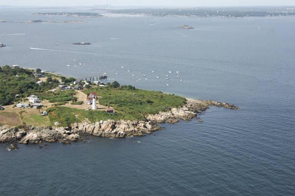 Baker's Island Light