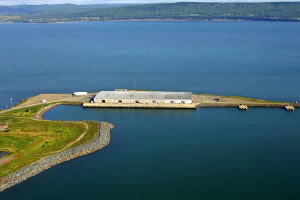 Bowater Maritimes Cargo Wharf