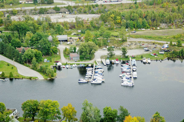 Thompson's Marina