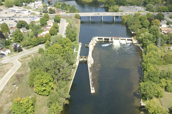 Trent Canal Lock 19