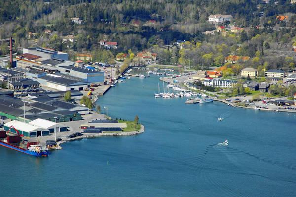Taalintehdas Dalsbruk Harbour