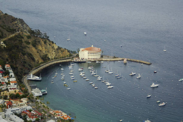 Avalon Marine Dock
