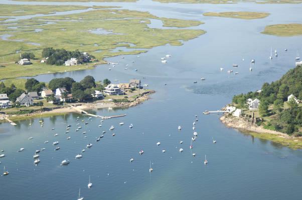 Essex River Inlet