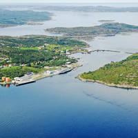 Borosund Harbour