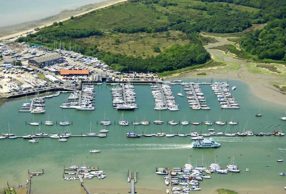 Hamble Point Marina