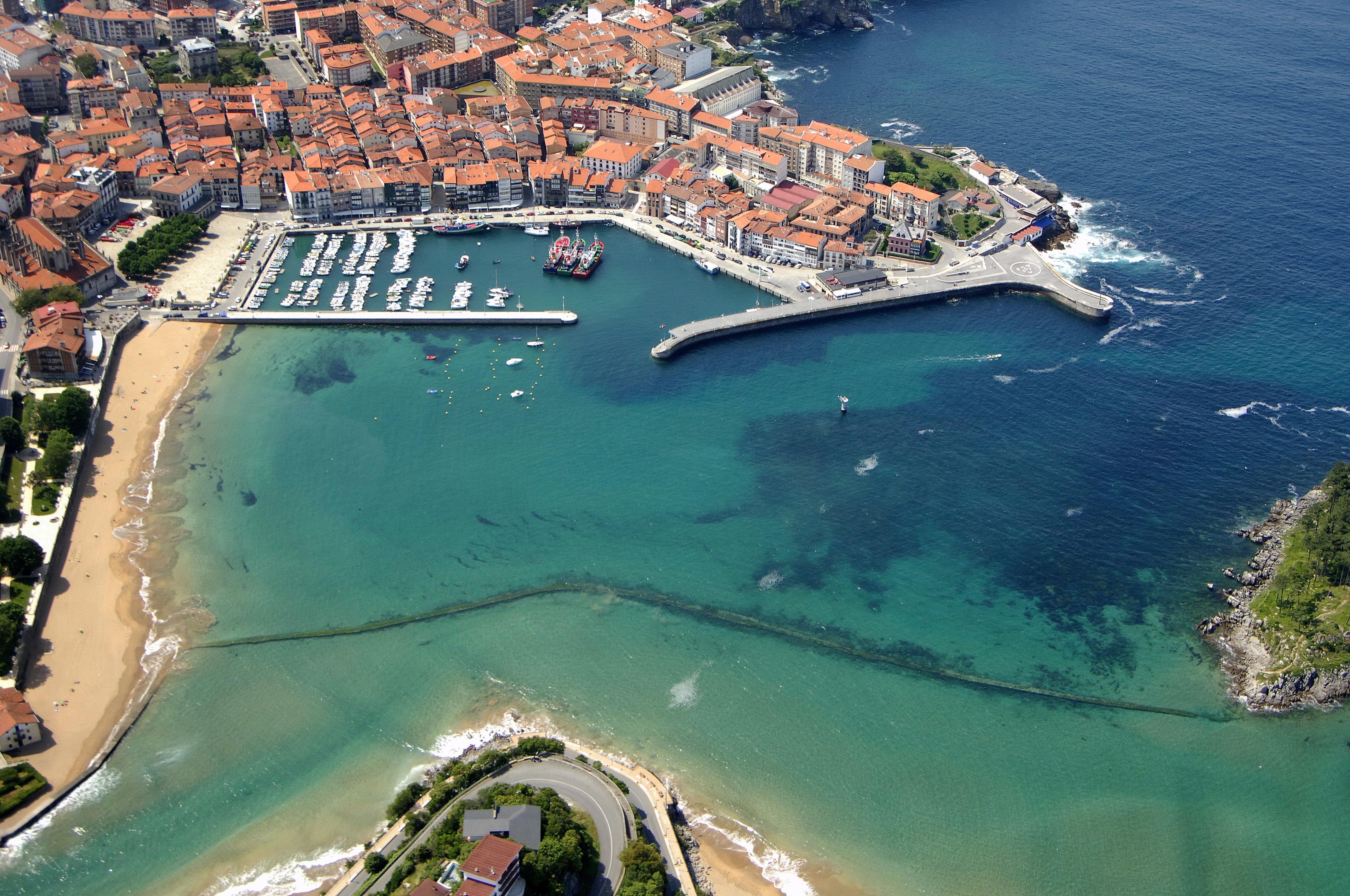 Puerto de lekeitio marina in lekeitio basque county spain marina reviews phone number - Puerto rico spain weather ...