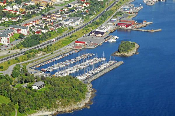 Alesunds Yacht Marina Norvevika