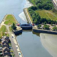 Preston Mar Entrance Basin Gates