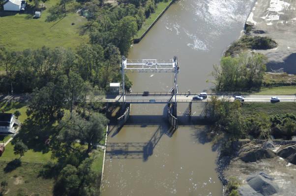 Vermilion River Lift Bridge 1