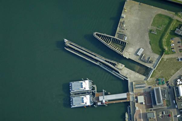 Vlissingen Buitenhaven Harbour