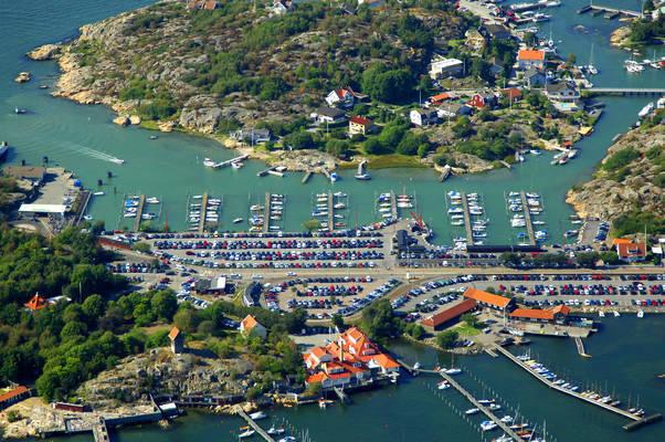 Indre Saltholmen Marina