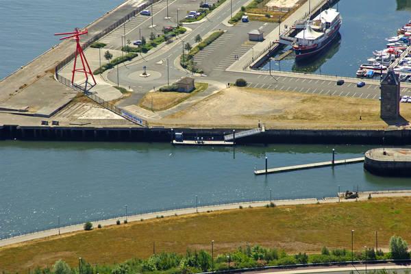 Oslo Quay Fuel Dock
