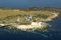 Coquet Island Lighthouse