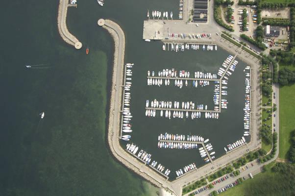 Kastrup Strandpark Lystbådehavn