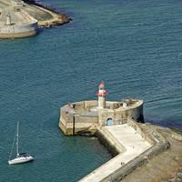 Dún Laoghaire East Lighthouse