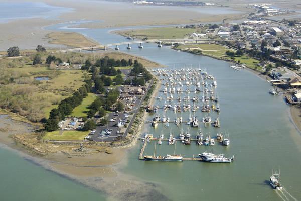 Woodley Island Marina