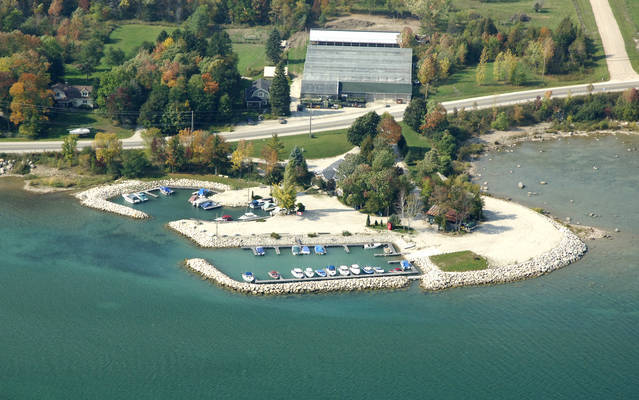 Marina in Owen Sound