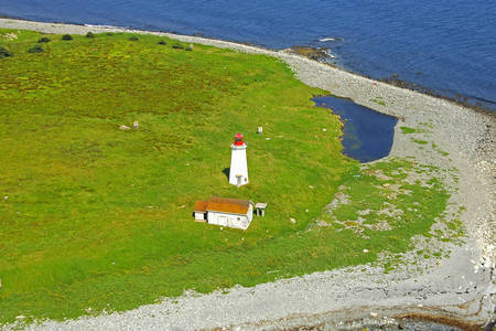 Country Island Lighthouse