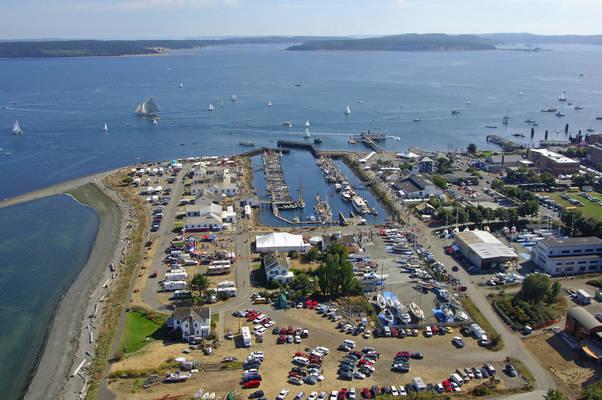 Point Hudson Marina and RV Park