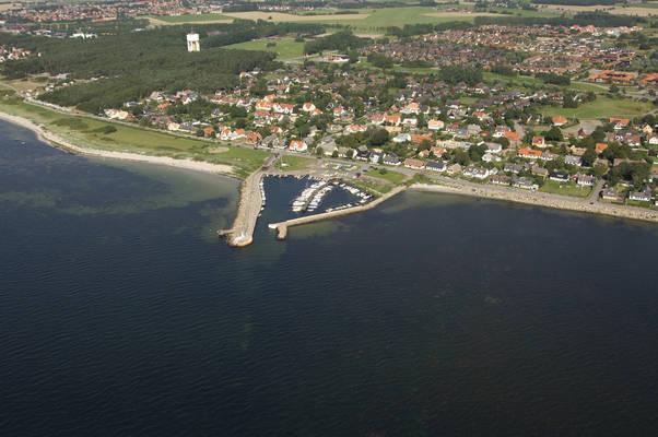 Leberget Harbor