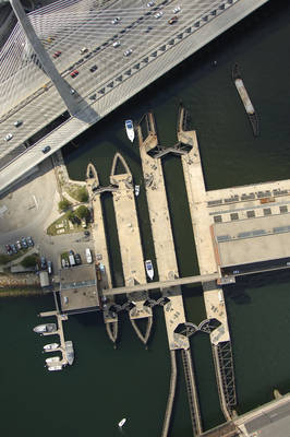 Charles River Dam
