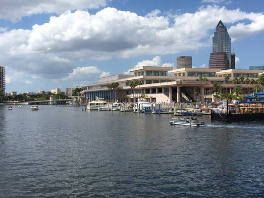 Tampa Convention Center Marina