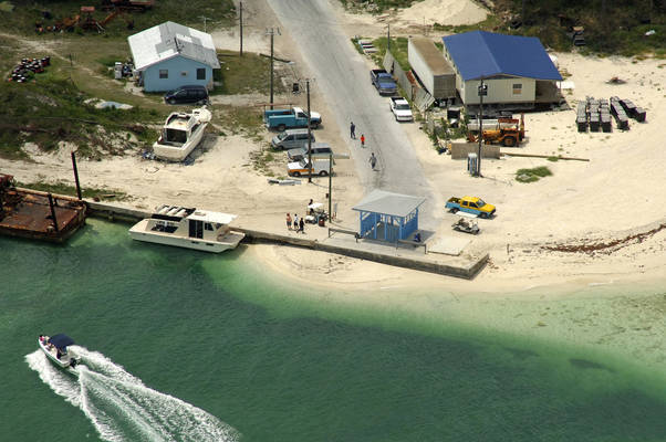 South Bimini Ferry Dock