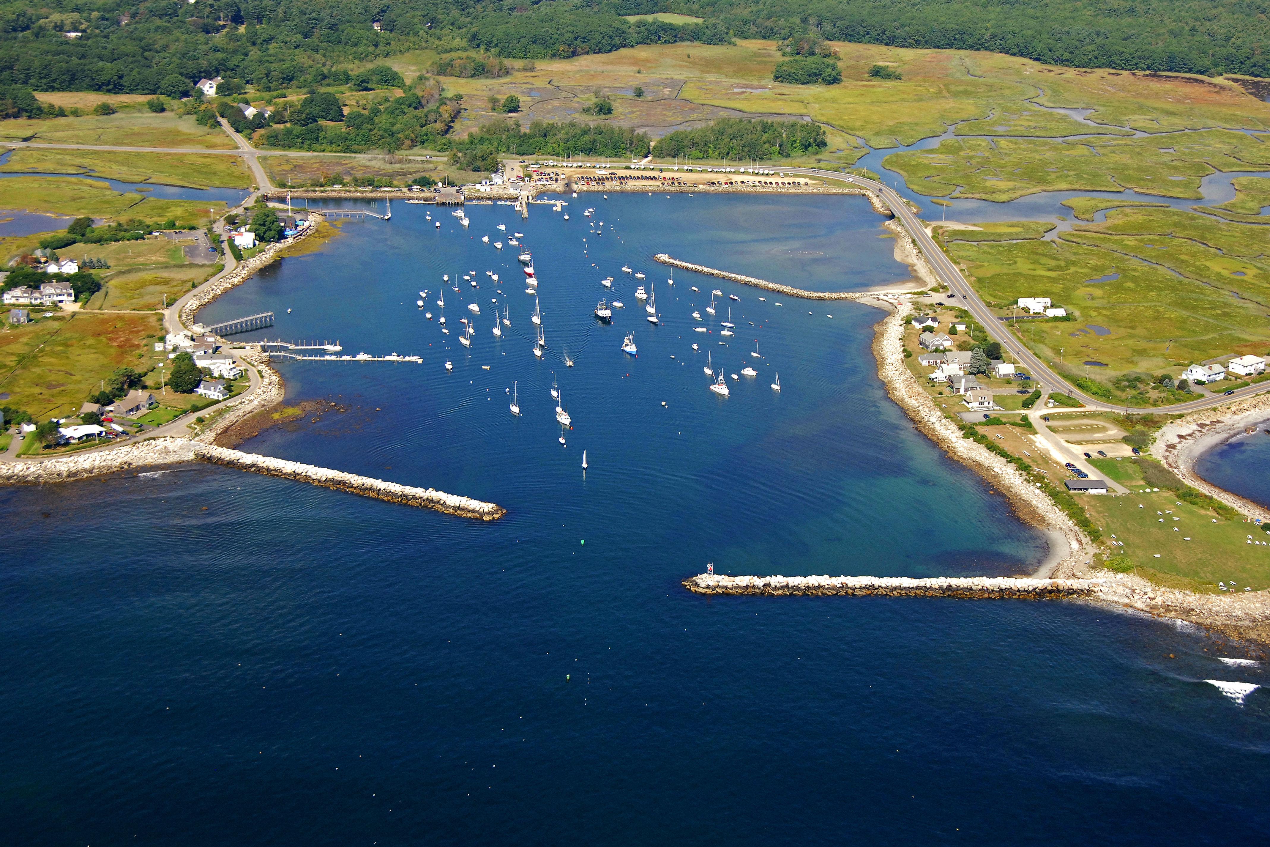 Rye Harbor In Rye Nh United States Harbor Reviews Phone Number
