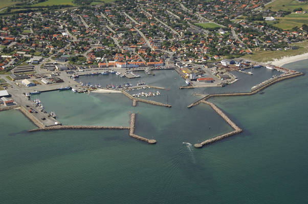 Strandby Havn Inlet
