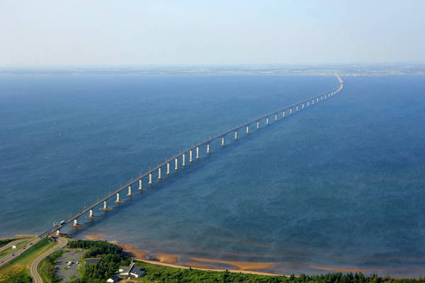 Confederation Bridge Landmark