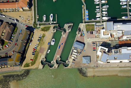 Sovereign Harbour Lock