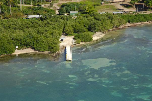 Cayo Santiago Dock