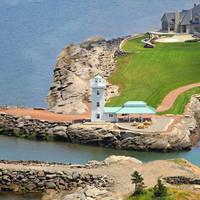 Fox Harbour Lighthouse