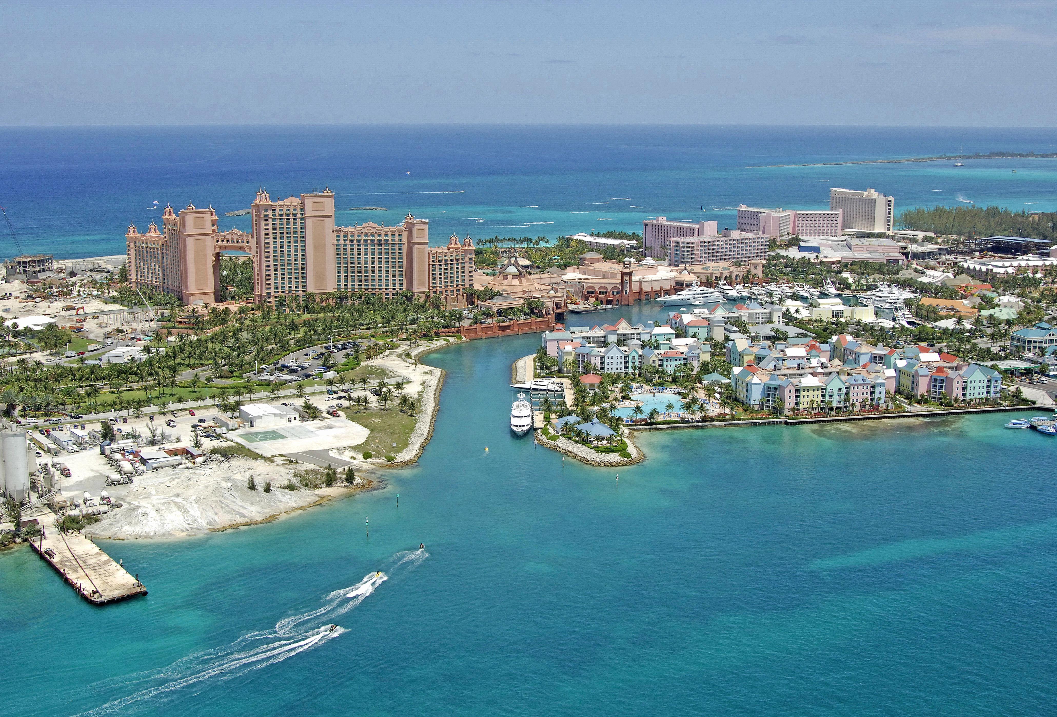 Paradise Island Bahamas Atlantis Weather