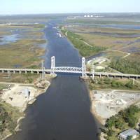 Ellender (SR 27) Lift Bridge