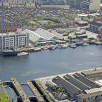 Grand Canal Docks