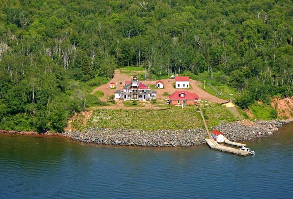 Raspberry Island Light