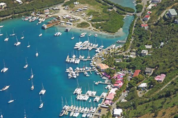 Soper's Hole Wharf & Marina