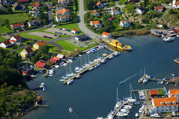 Hamburgsund Marina