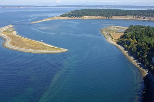 Kilisut Harbor Inlet