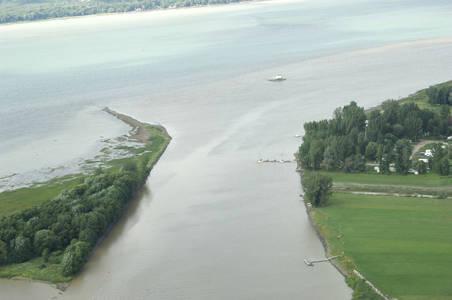 Nicolet River Inlet