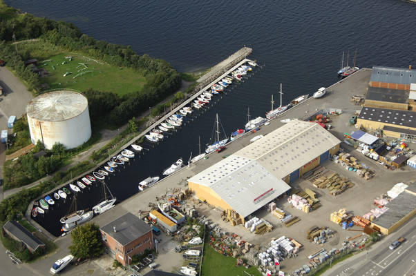 Stege Harbour South Marina