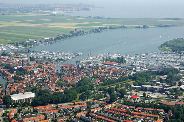 Monnickendam Harbor