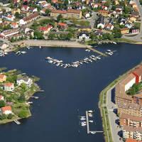 Pantarholmskajen Road Marina