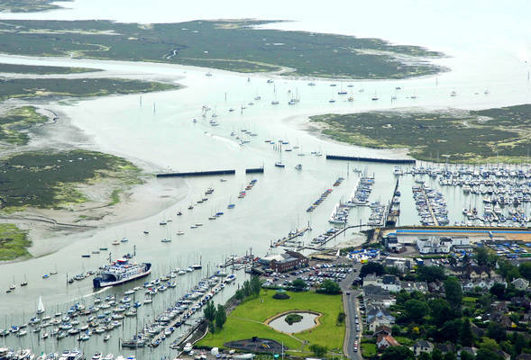 Lymington River Inlet