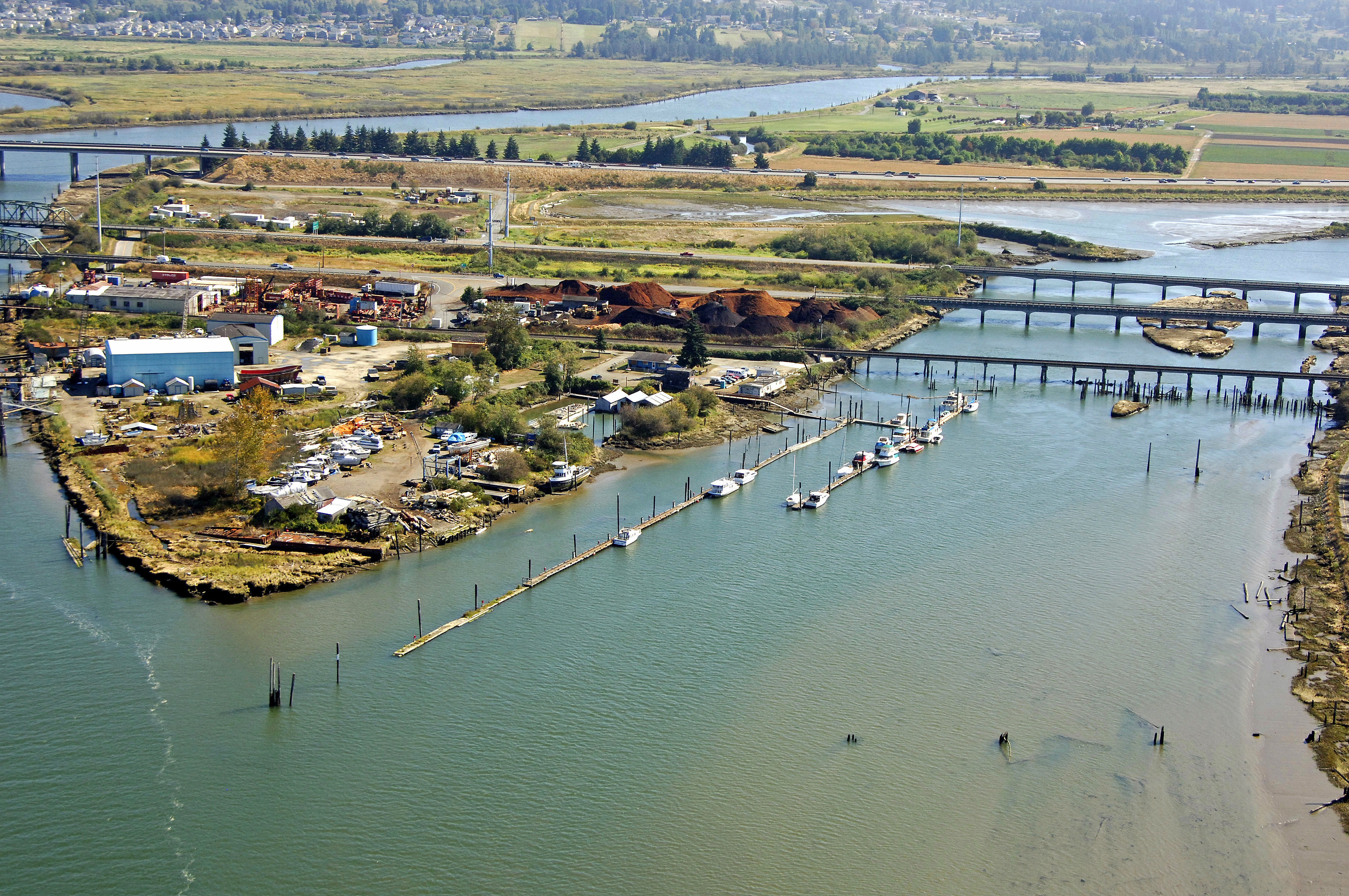 Seacrest Marina In Everett Wa United States Marina