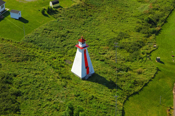 Canso Range Rear Lighthouse