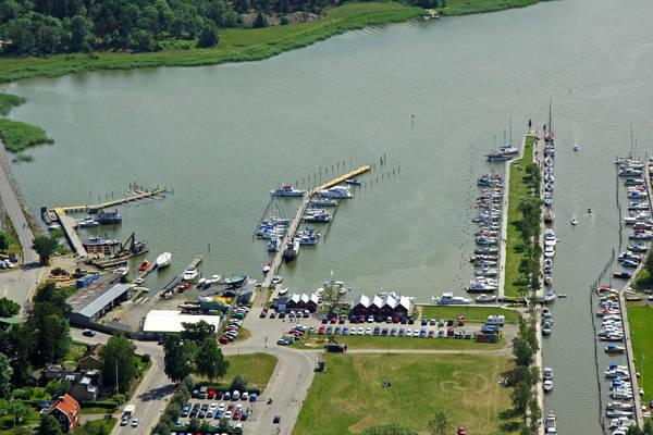 Trosa Gaesthamn Marina
